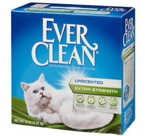 最高品質猫砂☆Ever Clean
