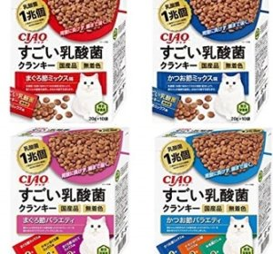 CIAOチャオ すごい乳酸菌クランキー